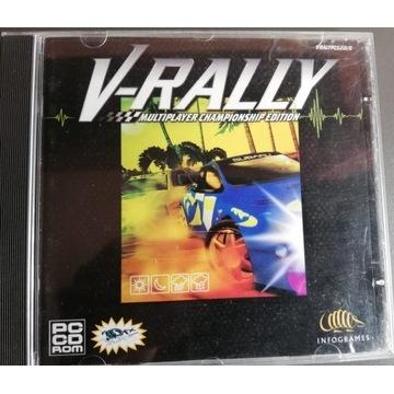 V-Rally Multiplayer Championship Edition (1999) PC