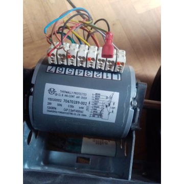 Wentylator klimakonwektora Trane nieużywany