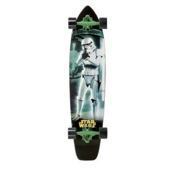 Longboard Star Wars Stormtrooper Cruiser
