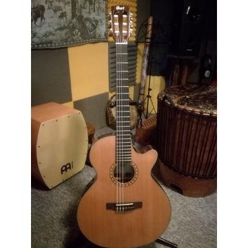 Gitara Elektro klasyczna Cort CEC7 NAT