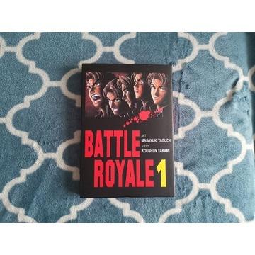 Battle Royale Tom 1 Manga