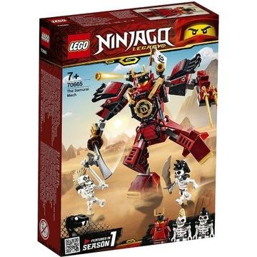 Mech Samuraj 70665 LEGO Ninjago