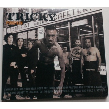 Tricky - Pumpkin maxi CD