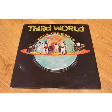 Third World Rock The World LP