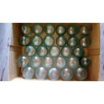 Zestaw szklanych baniek chińskich 28 sztuk