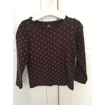 H&M koszulka 2-3 lata 92-98 cm cena 5 zl