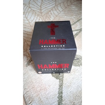 The Hammer Collection 21 Disc film kolekcja dvd
