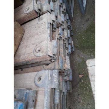 Podesty drewniane 150 rusztowanie bosta