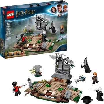 Powrót Voldemorta 75965 LEGO Harry Potter