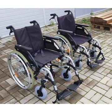 Wózek inwalidzki lekki aluminiowy różne rozmiary