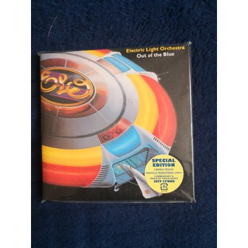 ELO  OUT OF THE BLUE Special Edition 2CD
