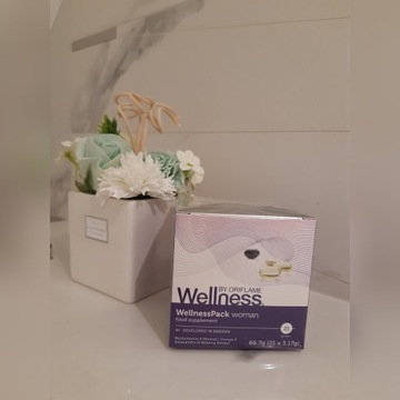 WellnessPack dla kobiet Oriflame
