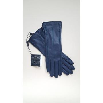 Rękawiczki damskie skórzane Wittchen nowe