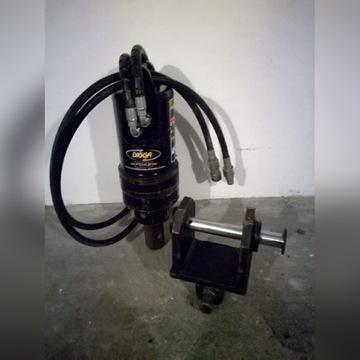 Wiertnica hydrauliczna DIGGA PDX2 do minikoparek