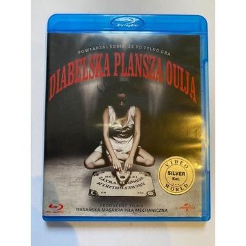 Diabelska plansza Ouija Blu-Ray