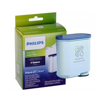 Oryginalny filtr wody AquaClean Philips Saeco
