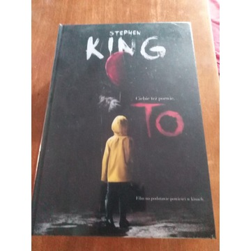 """Stephen King """"To"""""""