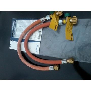Wąż gazowy Truma duocontrol G12  450mm nowy
