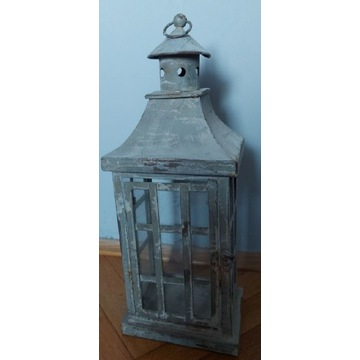 Lampion  lampa na swieczki