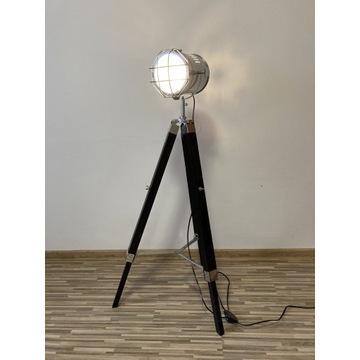 Lampa stojąca teleskopowa