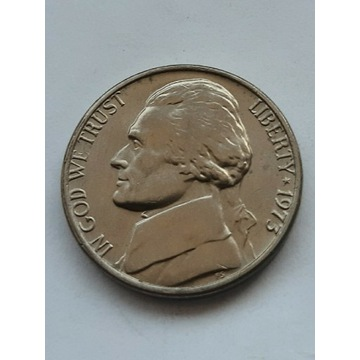 USA 5 CENTÓW 1973
