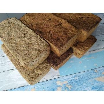NATURALNY Chleb Żytni z ziarnami