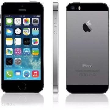 Smartfon Apple iPhone 5S 1 GB / 16 GB szary