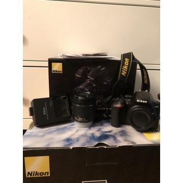 Nikon D3500 AF-P DX NIKKOR 18-55mm f/3.5-5.6G VR