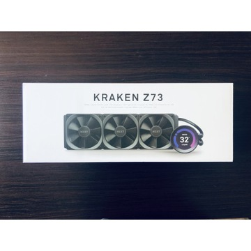 NZXT Chłodzenie wodne Kraken Z73 360mm LCD