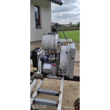 Kompresor śrubowy lopatkowy