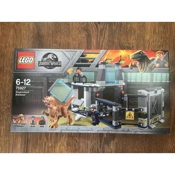 Lego Jurassic World 75927 Kraków śląskie opolskie