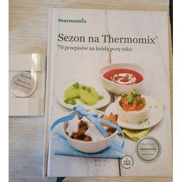 thermomix tm5 ksiazka + nosnik