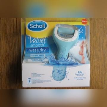 Scholl Velvet smooth wet & dry - nowy