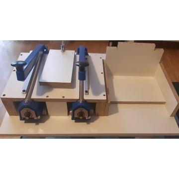 Urządzenie do produkcji maseczek