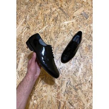 Męskie buty Derby Prince Taylor