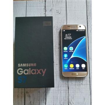 TELEFON Samsung Galaxy S7 G930F srebrny