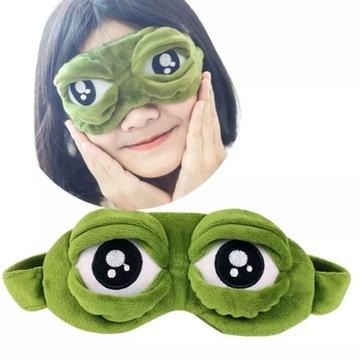 Opaska do spania na oczy maska maseczka