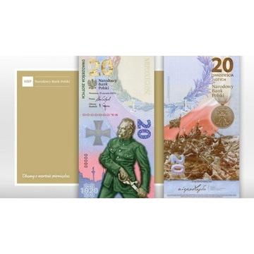 20 zł Bitwa warszawska