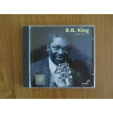 B.B. King - Kansas City, 1972