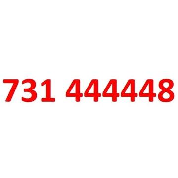 731 44444 8 starter play złoty numer