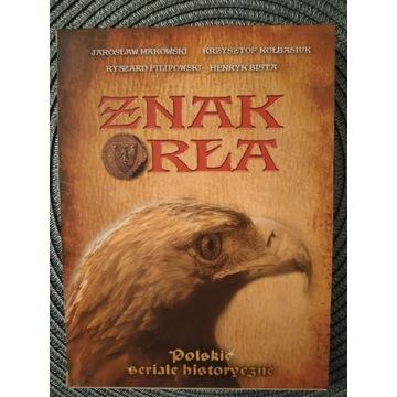 Znak Orła kompletny serial 3 dvd