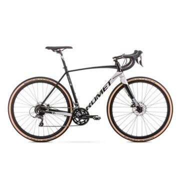 Rower ROMET ASPRE 1 2020 Czarno-szary