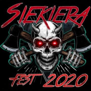 3-dniowe karnety na SIEKIERA fest 2020