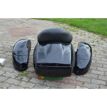 Kufer zamek zawias  Honda VTX