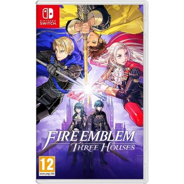 Fire Emblem: Three Houses. Nintendo Switch