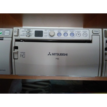 Videoprinter Mitsubishi P93, P91, Sony UP-897MD