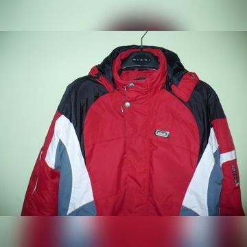 Kurtka narciarska marki BRUGI - rozmiar M