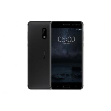 Nokia 6 Dual SIM czarny
