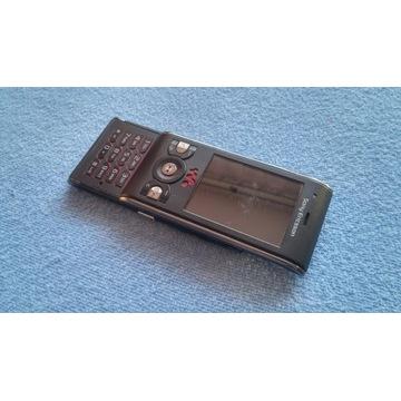 Sony Ericsson W595i sprawny bez simlocka+ład+karta