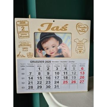 Kalendarz PREZENT dla Babci święta dzień babci